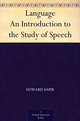 Language An Introduction to the Study of Speech.pdf