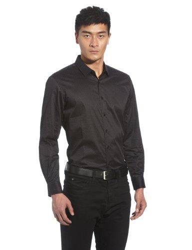 波司登男装 男式 长袖衬衫 1211-16624