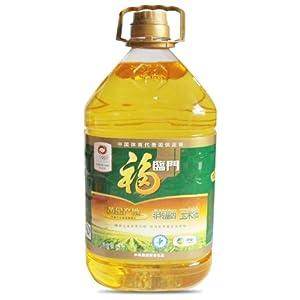 福临门 黄金产地玉米油 5L 69.9元(满199-50 另有葵花籽油)