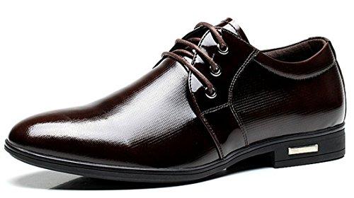 FGN 富贵鸟 新款男鞋 秋季新款男鞋 正品男士正装商务皮鞋 男真皮透气英伦鞋子 男休闲时尚潮流皮鞋