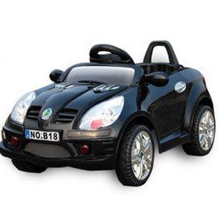 8奔驰小跑车 儿童电动车 电玩车 电瓶车小汽车 带MP3接口高清图片