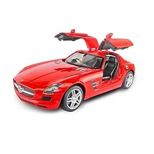 星辉1:14奔驰sls amg 跑车车模47600 (红)高清图片