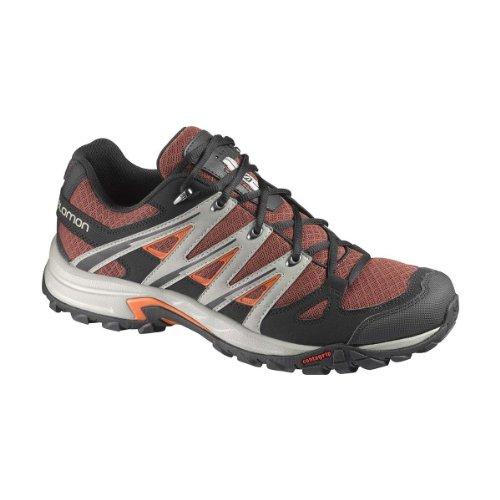 Salomon 萨洛蒙 SHOES ESKAPE AERO  男 徒步鞋 358897 枣红色 43(1/3) (UK 9)