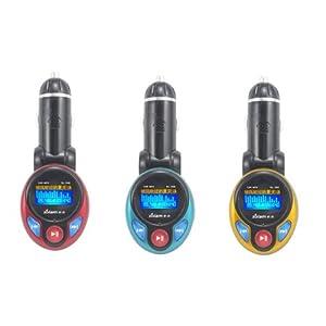 索浪SL-509 车载MP3播放器 4G 独立遥控器 可扩展TF卡 水晶按键 FM发射