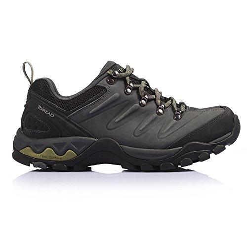 Toread 探路者 男式徒步鞋 TFAC91012-G08D 深灰色