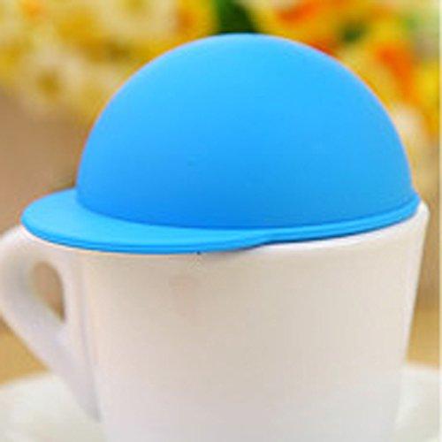 50包邮 可爱帽子易拉罐密封盖 可乐保鲜盖子 硅胶防尘杯盖