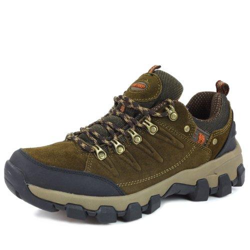 Can·Torp 骆驼秋冬新款户外男式登山鞋徒步登山鞋户外鞋防滑垫减震运动男鞋 LT-D13062 我们是建议您按照运动鞋尺码够买