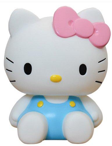 正版hello kitty卡通可爱miffy米菲存钱罐儿童创意防摔储钱盒(粉色kt)