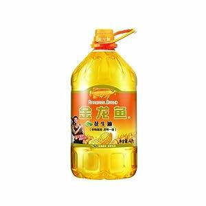金龙鱼花生油4L  ¥72.9