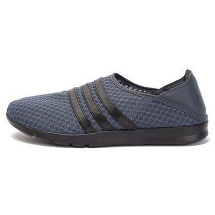 专柜正品Adidas阿迪达斯男鞋2014夏运动鞋两穿拖鞋D66108