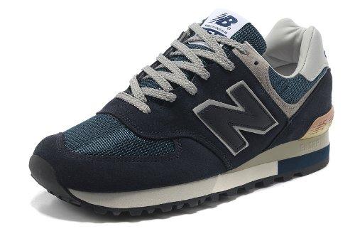New Balance 新百伦 NB25周年纪念系列 男子 复古跑步鞋 纽巴伦经典 休闲运动鞋 男式慢跑鞋 M576NGA