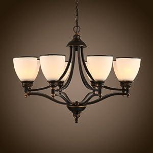 复古欧式吊灯客厅灯卧室灯美式乡村别墅灯出口