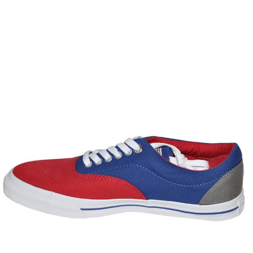 Converse 匡威 2013新款男子低帮简约帆布滑板鞋 141034C 红