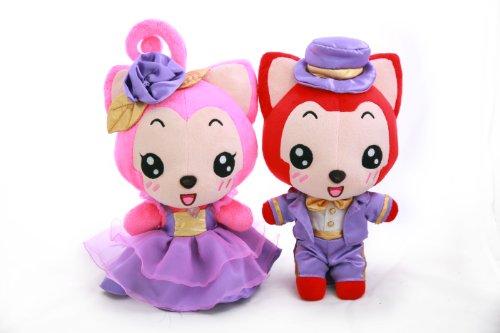 情人节礼物毛绒玩具娃娃 可爱创意生日礼物送女生 新年节日礼品图片