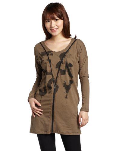 艾格旗下 E&joy 女式 长袖T恤 0110828209