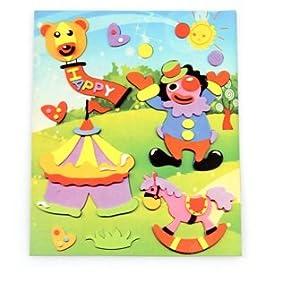 风筝 兔子儿童画
