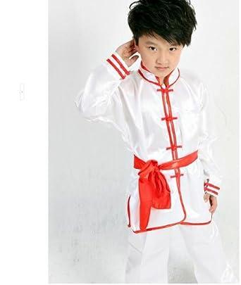 儿童演出服装武术服