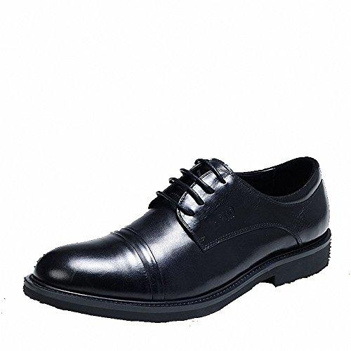 Suo 走索 2015流行男鞋子男士商务鞋英伦皮鞋韩版休闲鞋男低帮鞋真皮鞋潮鞋 FZS52802