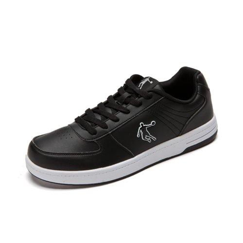 乔丹 白色低帮防滑潮板鞋 正品折扣韩版运动休闲鞋 男鞋OM4530585