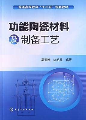功能陶瓷材料及制备工艺.pdf