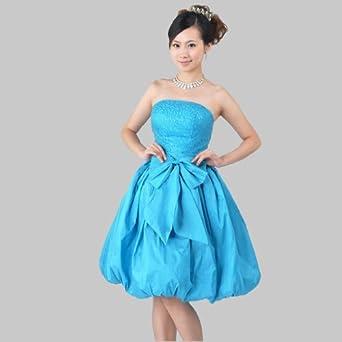 婚纱礼服新款2013韩版抹胸公主小短裙伴娘裙