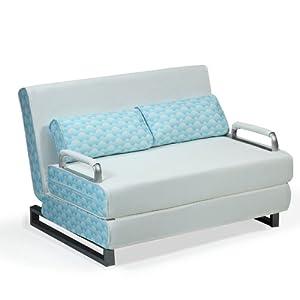 【CiCOO心居家品】 feelsofa S100 多功能布艺沙发床 日式小户型折叠沙发床 三人沙发