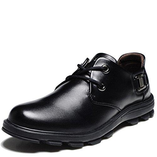 vancamel 西域骆驼 男款时尚潮流休闲鞋男式商务软底驾车鞋韩版日常系带舒适鞋 D1312101005