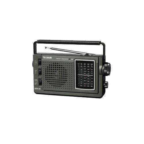 tecsun 德生 green-168 手摇发电应急收音机(黑色 应急/经济/环保产品