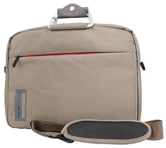 卡陆斯13.3寸单肩手提两用电脑包K-217米-卡陆