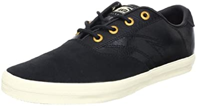 ANTA 安踏 滑板 男 帆布鞋/硫化鞋 黑色/浅米白 40 61243901-3