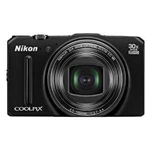 尼康(Nikon) COOLPIX S9700 1500万像素 数码卡片机