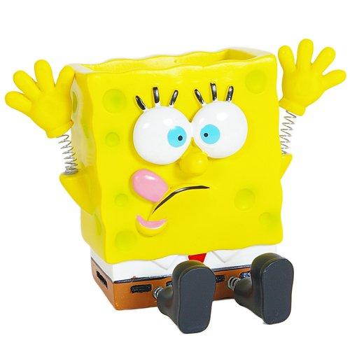 瑞奇比蒂 创意玩具 海绵宝宝笔筒 吐舌头