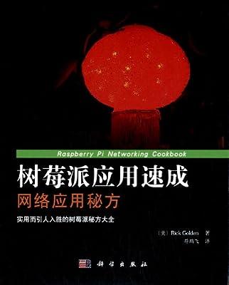 树莓派应用速成:网络应用秘方.pdf