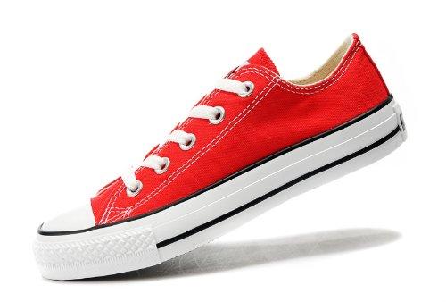 Converse 匡威 帆布板鞋 高低帮鞋 情侣时尚潮流鞋101007(尺码偏大,建议拍小)