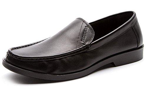 FGN 皮鞋 男士 时尚商务休闲皮鞋 型男驾车鞋 正装鞋 休闲皮鞋男11506279