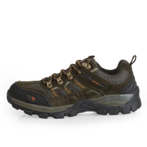 Cantorp 骆驼户外鞋 徒步登山鞋 男正品 防滑耐磨透气鞋D13650