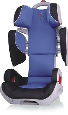 恒盾 变形金刚汽车儿童安全座椅4-12岁