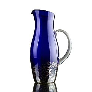 wuse 吾舍 无铅彩色玻璃凉水壶 饮料壶 花瓶 装饰礼物