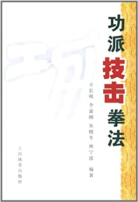 功派技击拳法.pdf