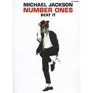beat it钢琴简谱