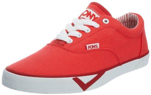 PONY 波尼 Old School复古经典 男帆布鞋/硫化鞋 911M1A87RD