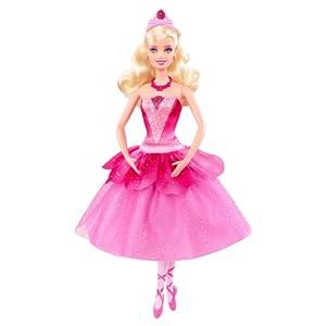 Barbie 芭比 粉红舞鞋之芭比X8810 ¥69