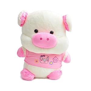 恋美 毛绒玩具 小猪可爱布娃娃猪猪毛绒玩具大号生日礼物女生创意礼品