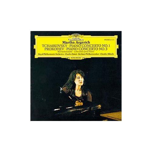 D 柴可夫斯基第一钢琴协奏曲 415 062 2 CD图片