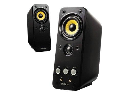 Creative 创新 GigaWorks T20 II 音箱 (黑色)-图片