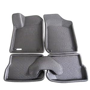 体卡固脚垫一代专车专用 汽车脚垫半包围 环保