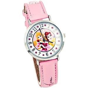迪士尼可爱公主儿童手表
