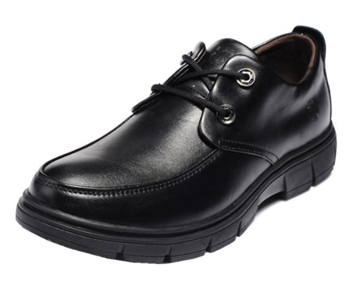 Xiyucamel 西域骆驼 新款潮流工装男靴 精选头层牛皮 耐磨厚底鞋 户外旅行休闲款 时尚男鞋
