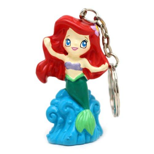 甜蜜城堡 公主钥匙链 经典可爱公主公仔挂件 (经典美人鱼公主)