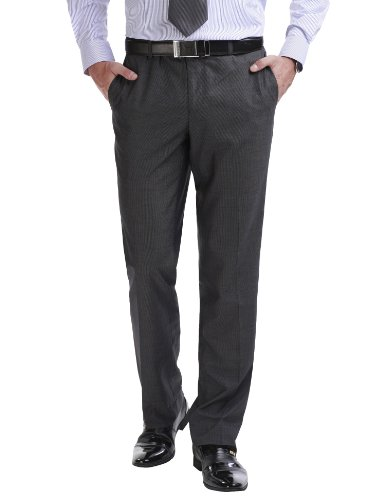 Seven 柒牌 柒系列 男式 正装长裤 702B741385